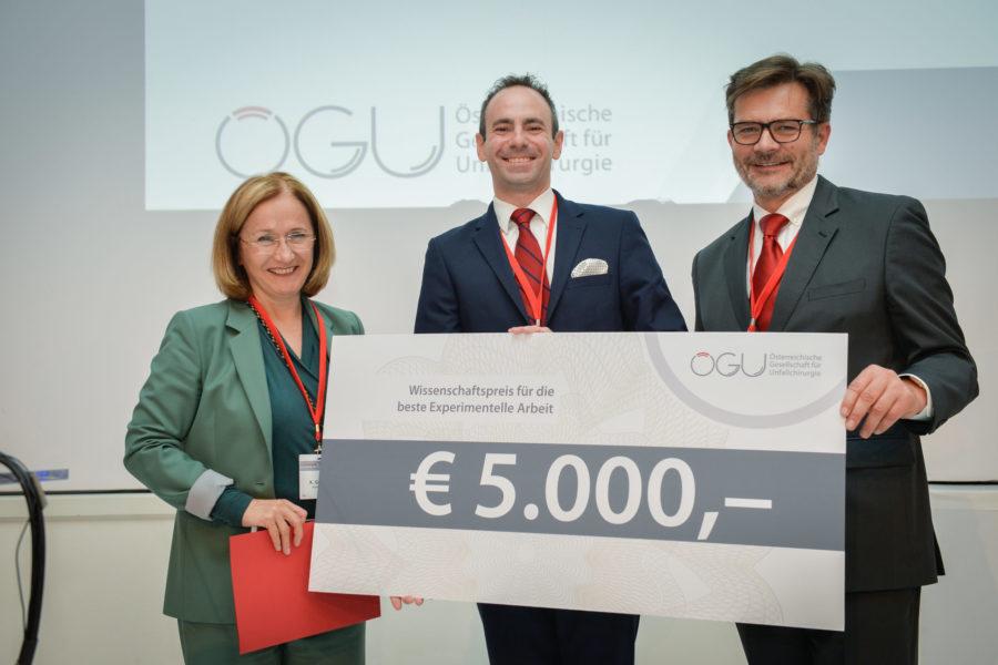 ÖGU Wissenschaftspreis 2019