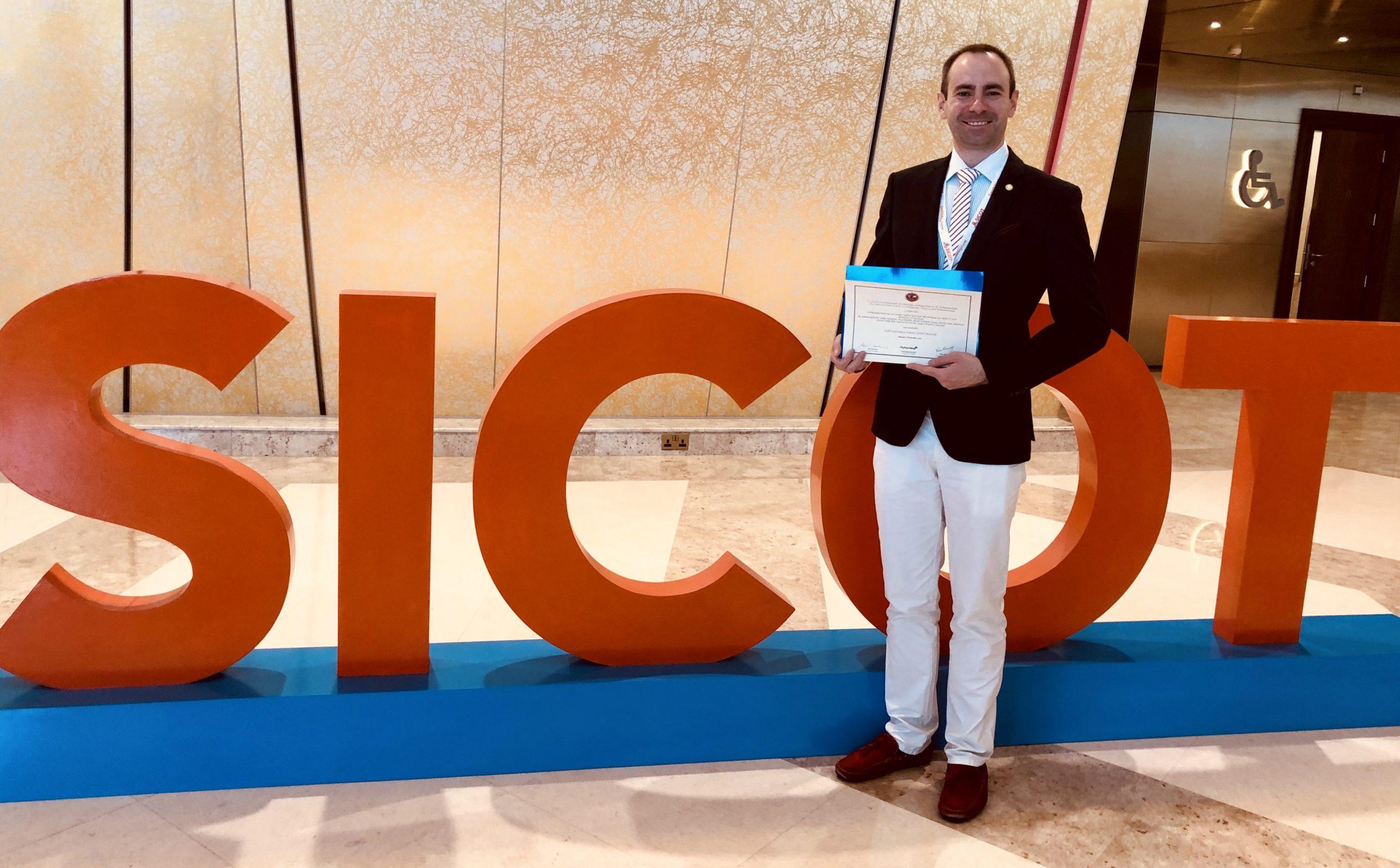 SICOT Wissenschaftspreis 2019